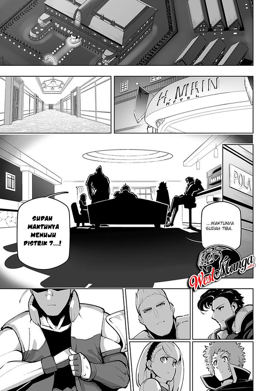 Sekai Saikyou no Kouei: Meikyuukoku no Shinjin Tansakusha: Chapter 18.2 - Page 15