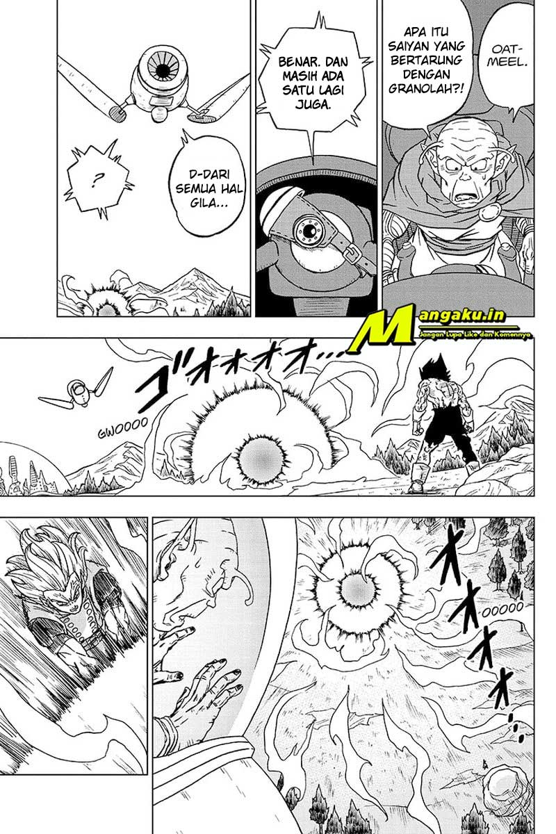 Dragon Ball Super: Chapter 76.2 - Page 18