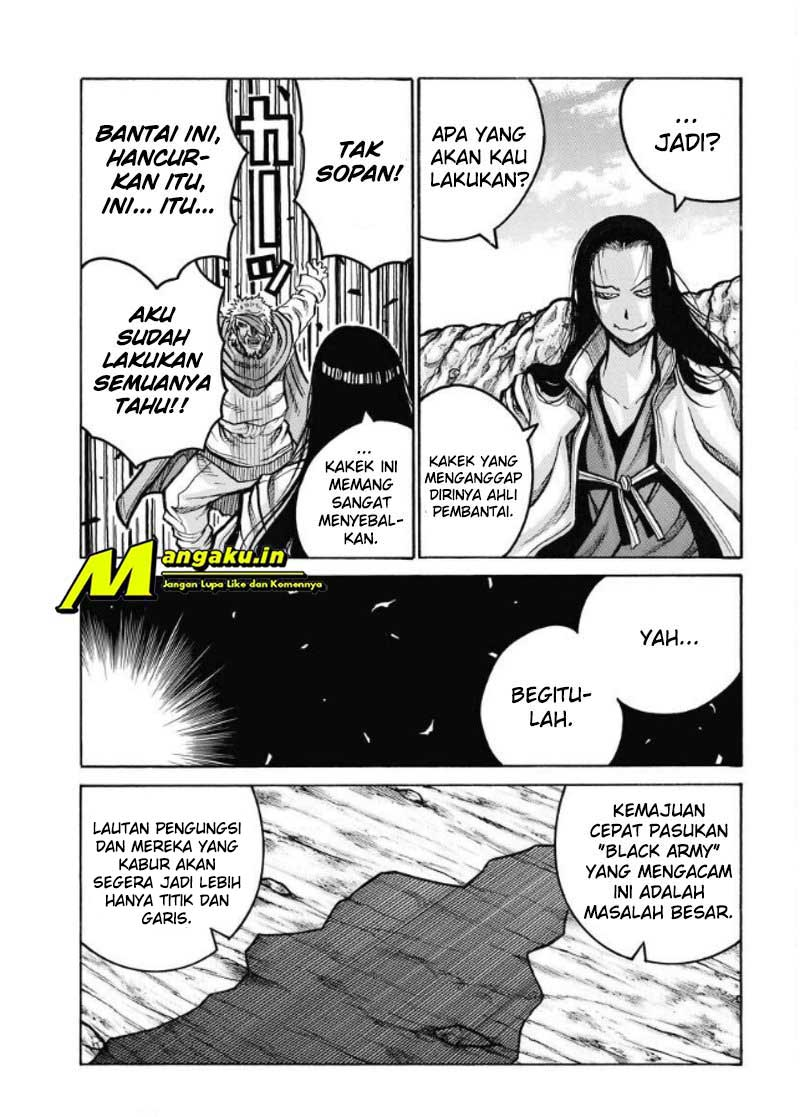 Drifters: Chapter 82 - Page 8