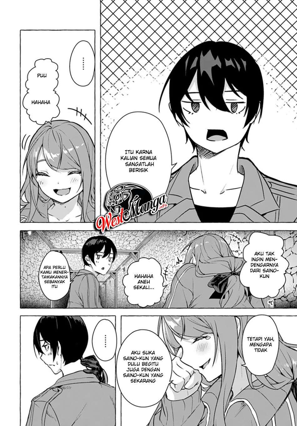 Sekkusu ando Danjon! ~ Wagaya no Chika ni, H Kaisuu = Reberu no Danjon ga Shutsugen Shita?!~: Chapter 19 - Page 21
