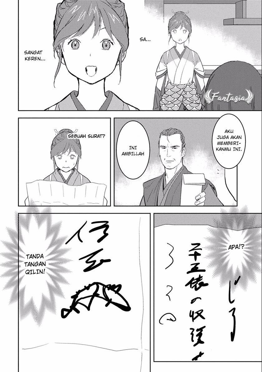 Sengoku Komachi Kuroutan: Noukou Giga: Chapter 06 - Page 9