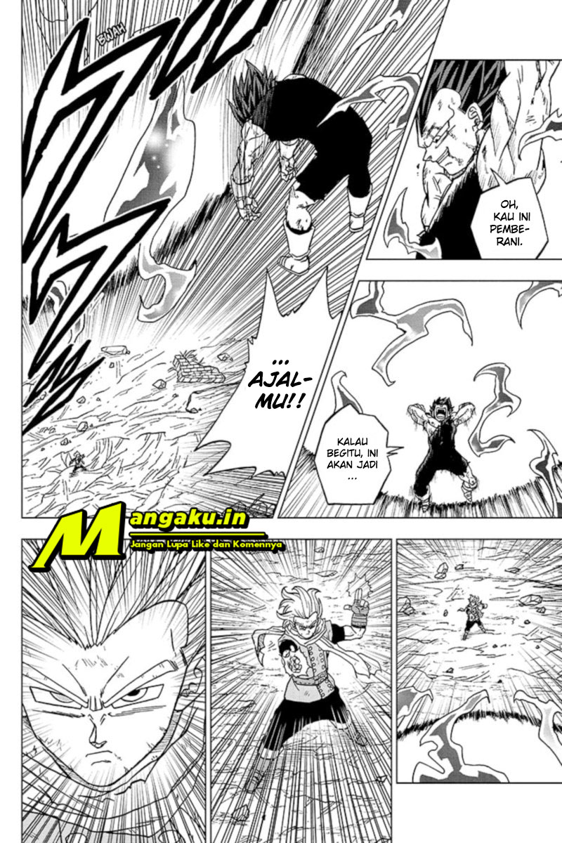 Dragon Ball Super: Chapter 75.2 - Page 20