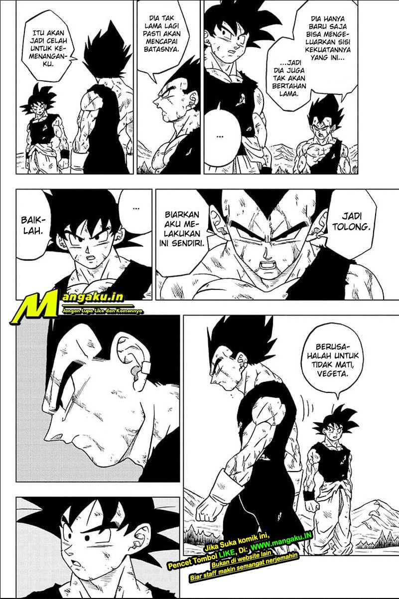 Dragon Ball Super: Chapter 76.1 - Page 23