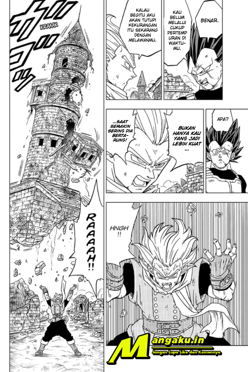 Dragon Ball Super: Chapter 75.2 - Page 6