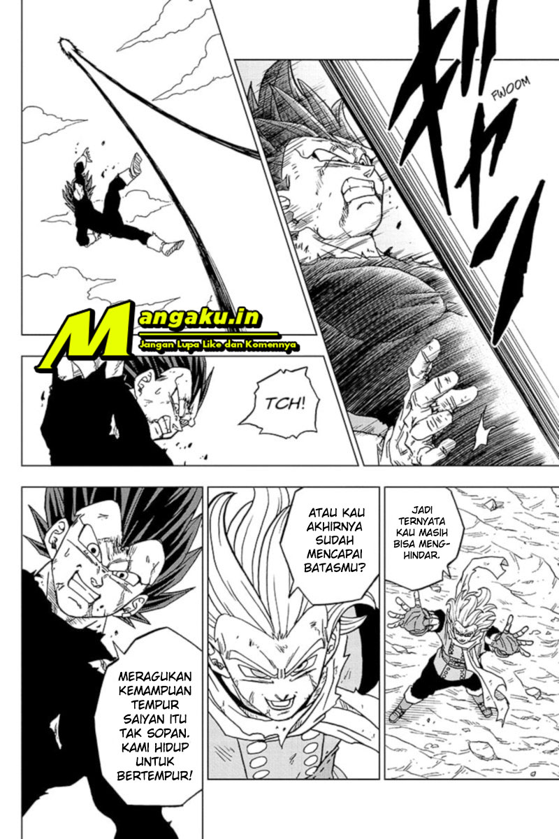 Dragon Ball Super: Chapter 75.2 - Page 14