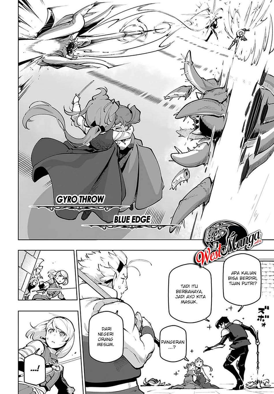 Sekai Saikyou no Kouei: Meikyuukoku no Shinjin Tansakusha: Chapter 19.2 - Page 9