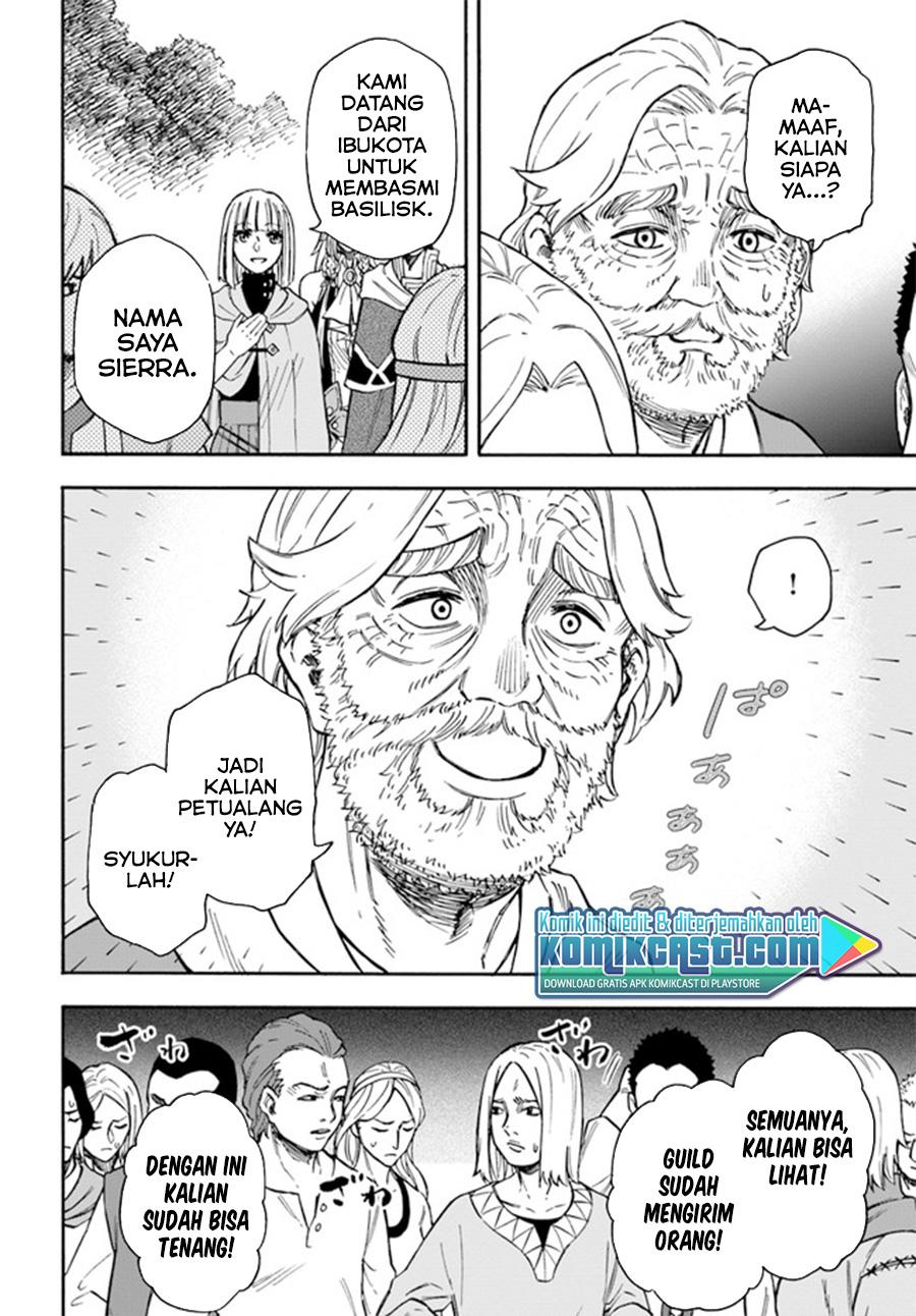 """Nito no Taidana Isekai Shoukougun: Saijaku Shoku """"Healer"""" nano ni Saikyou wa Cheat desu ka?: Chapter 16.2 - Page 16"""