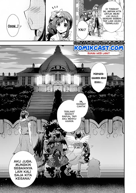 Nonbiri VRMOO-ki: Chapter 30.1 - Page 5