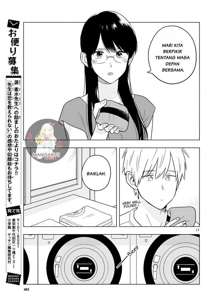 Sensei Wa Koi o Oshie Rarenai: Chapter 41 - Page 5