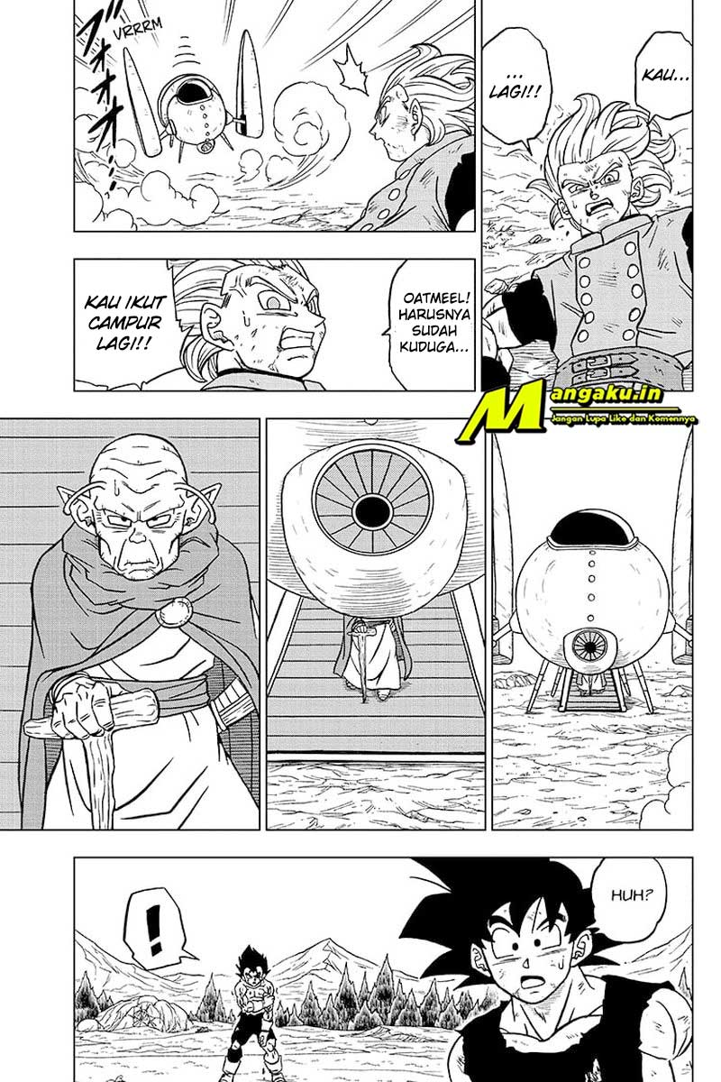 Dragon Ball Super: Chapter 76.2 - Page 22