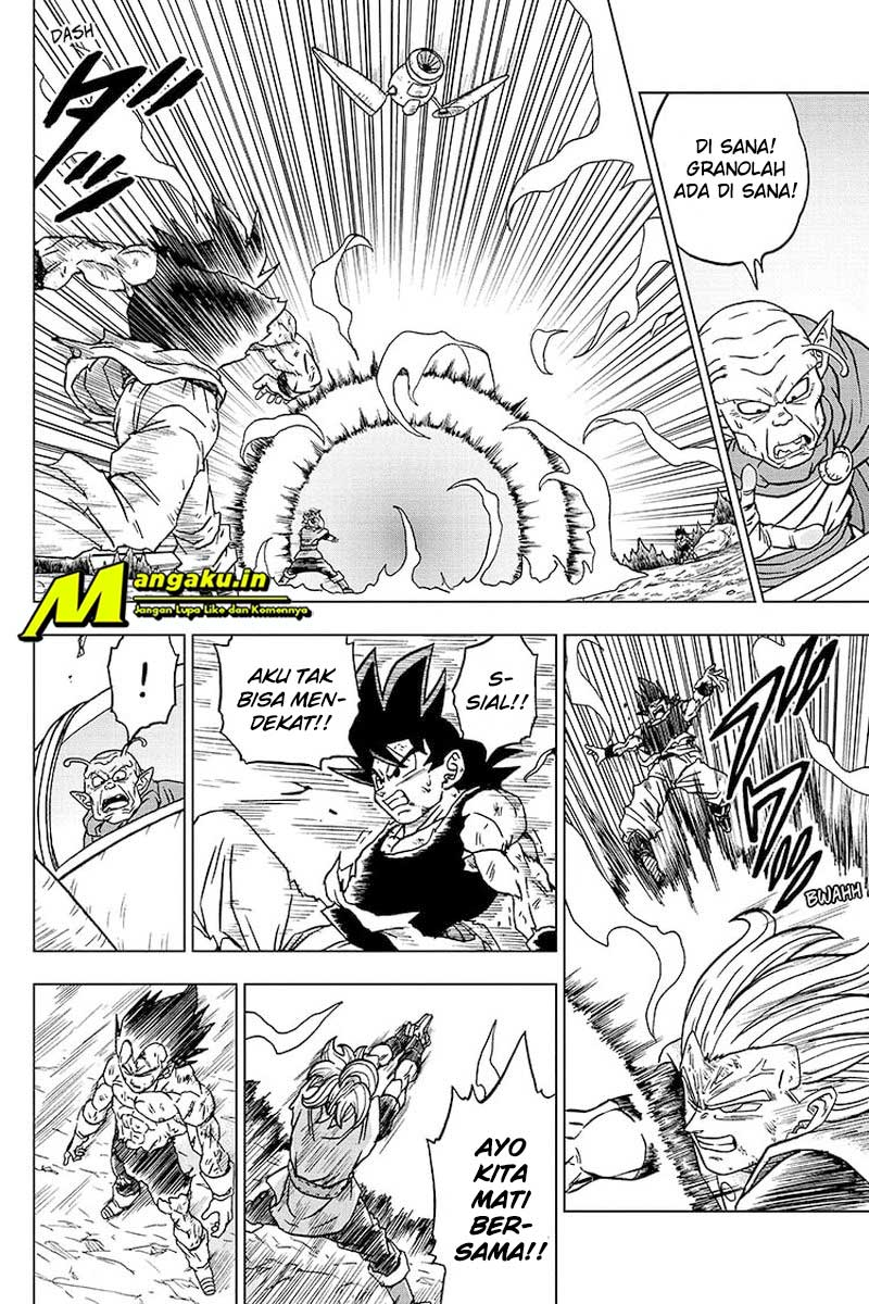 Dragon Ball Super: Chapter 76.2 - Page 19