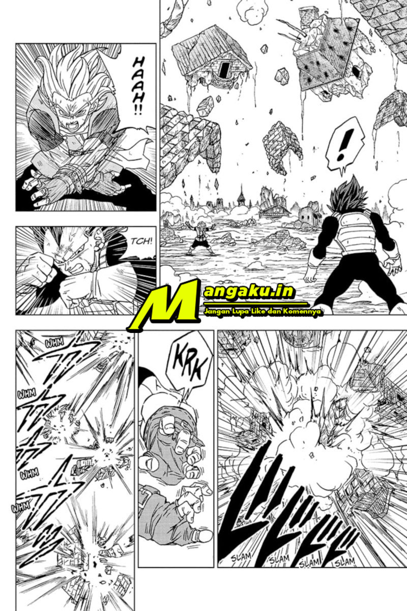 Dragon Ball Super: Chapter 75.2 - Page 8