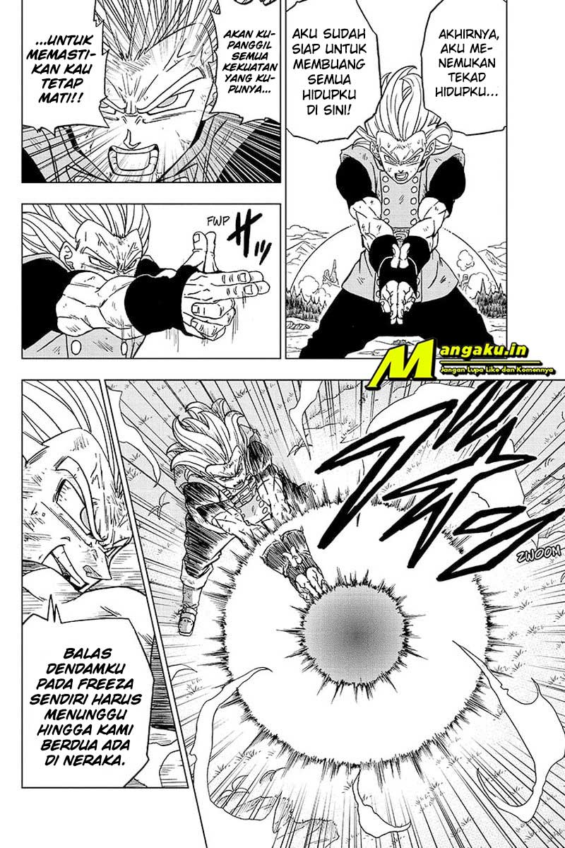 Dragon Ball Super: Chapter 76.2 - Page 15