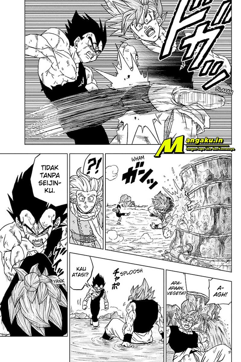 Dragon Ball Super: Chapter 76.1 - Page 10