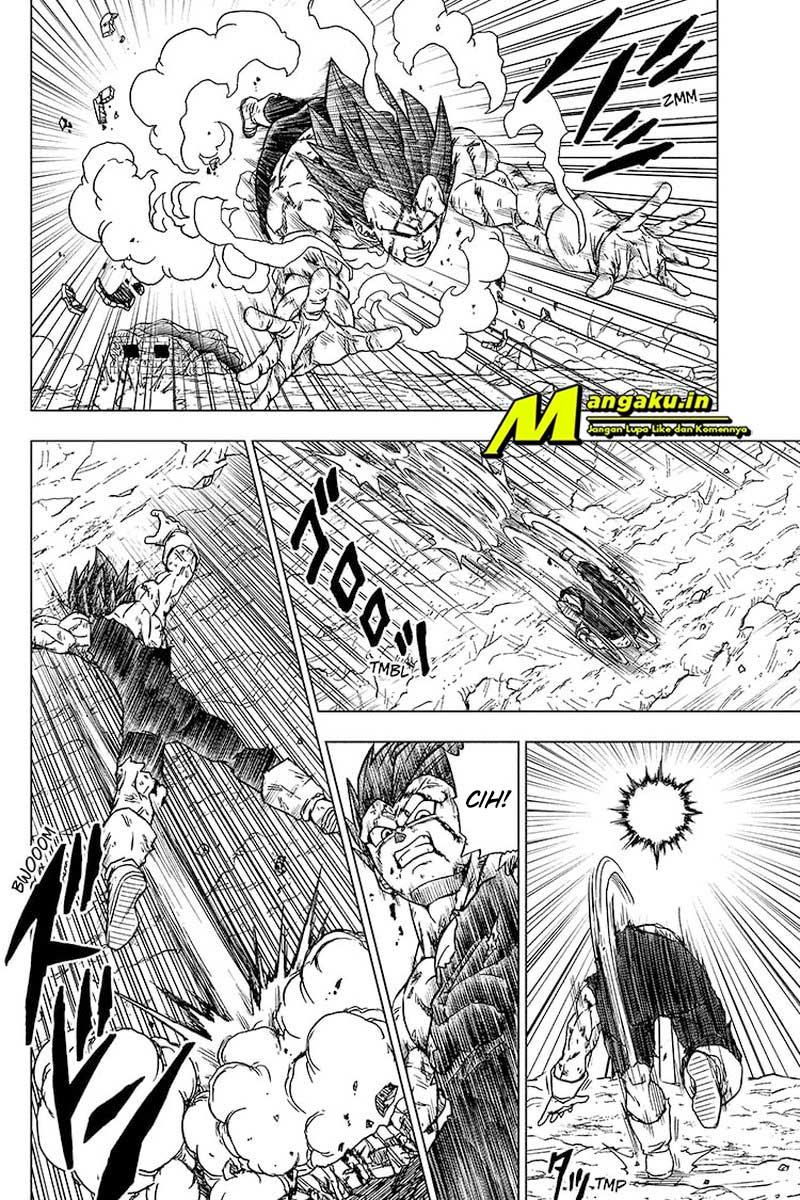 Dragon Ball Super: Chapter 76.1 - Page 3