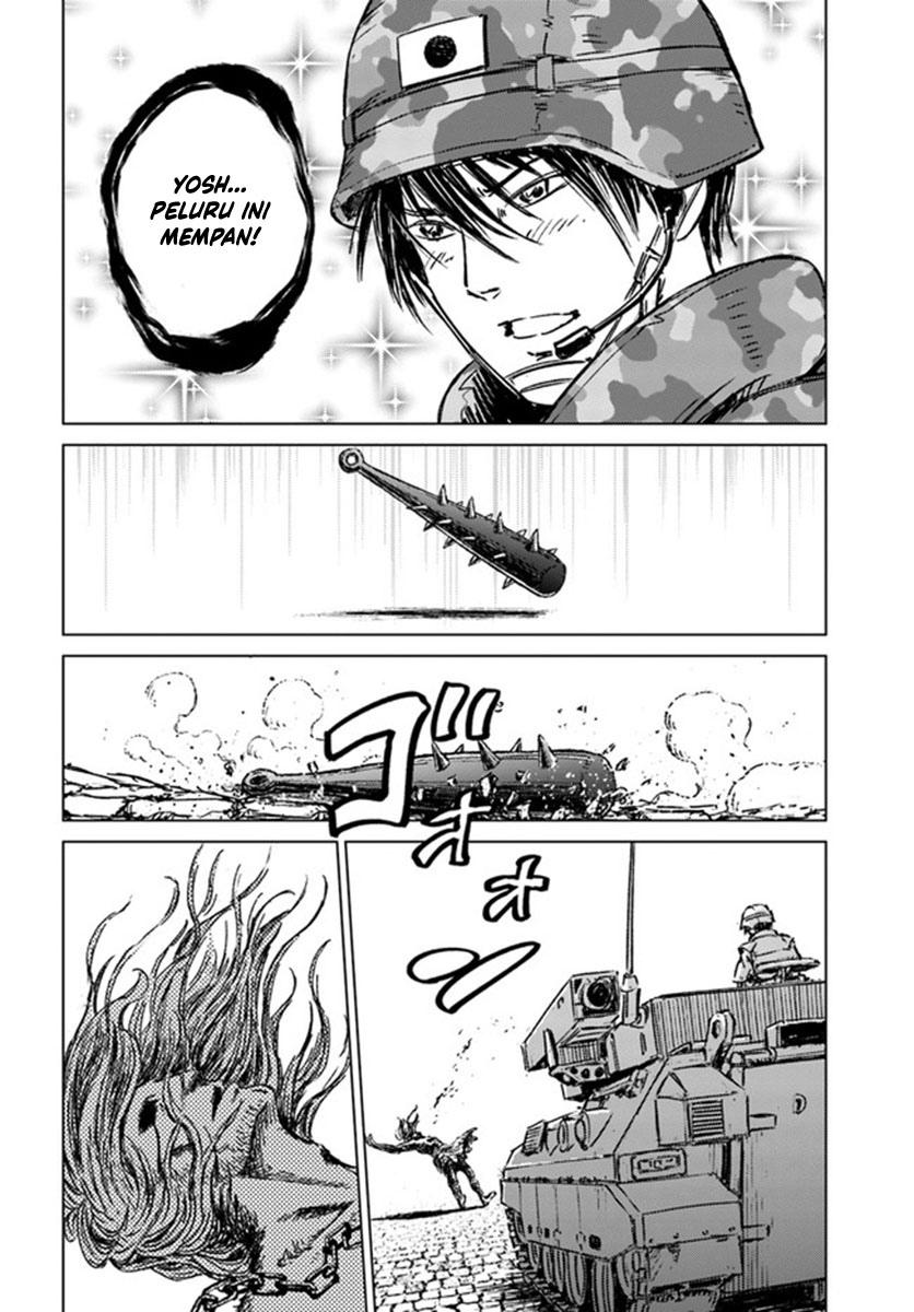 Nihonkoku Shoukan: Chapter 23 - Page 4