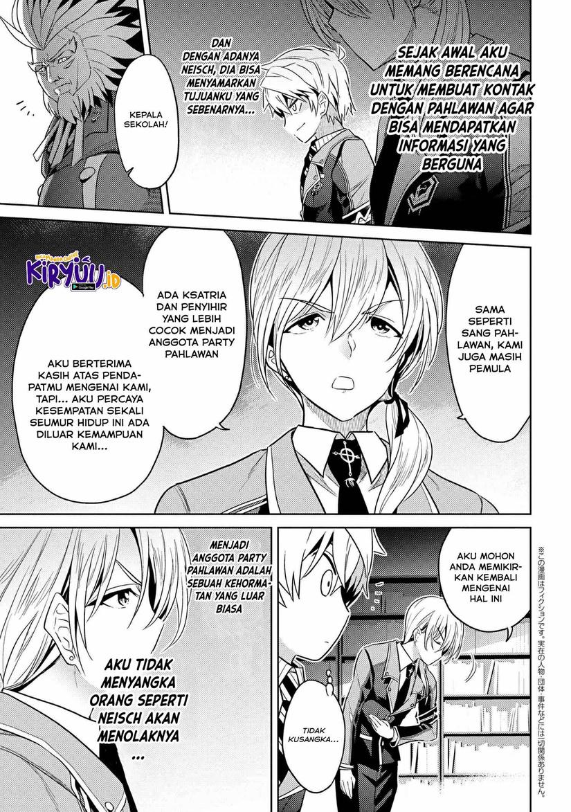Sekai Saikyou no Assassin, isekai kizoku ni tensei suru: Chapter 12.2 - Page 2