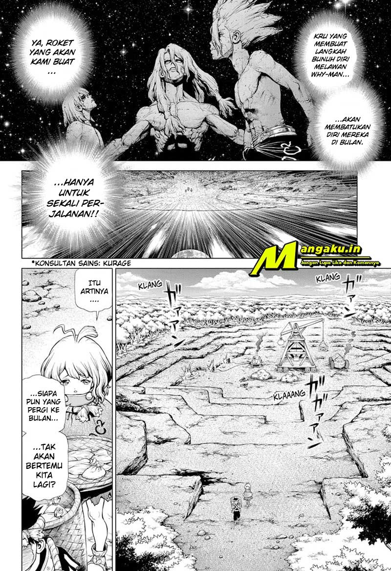 Dr. Stone: Chapter 210 - Page 3