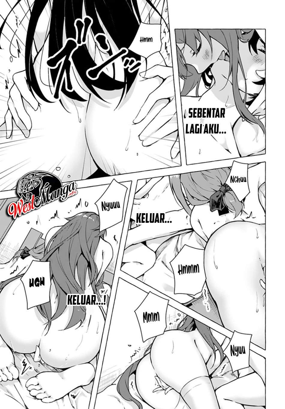 Sekkusu ando Danjon! ~ Wagaya no Chika ni, H Kaisuu = Reberu no Danjon ga Shutsugen Shita?!~: Chapter 20 - Page 16
