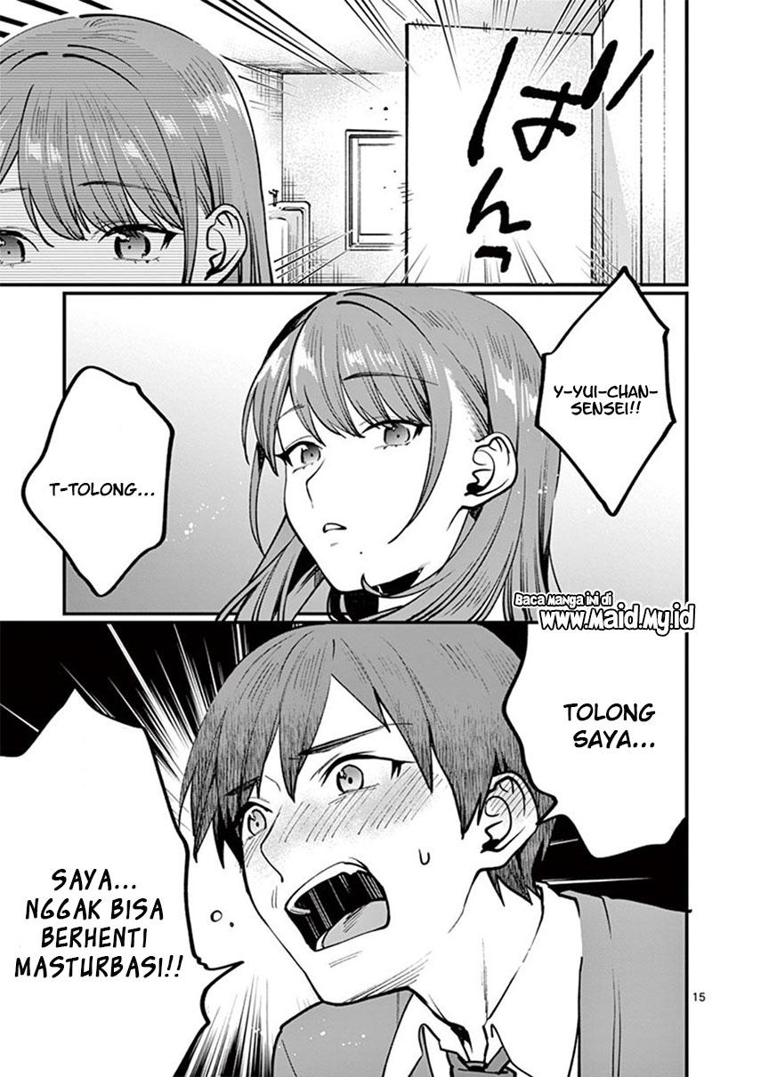 Sensei de ○○ shicha ikemasen!: Chapter 04 - Page 18