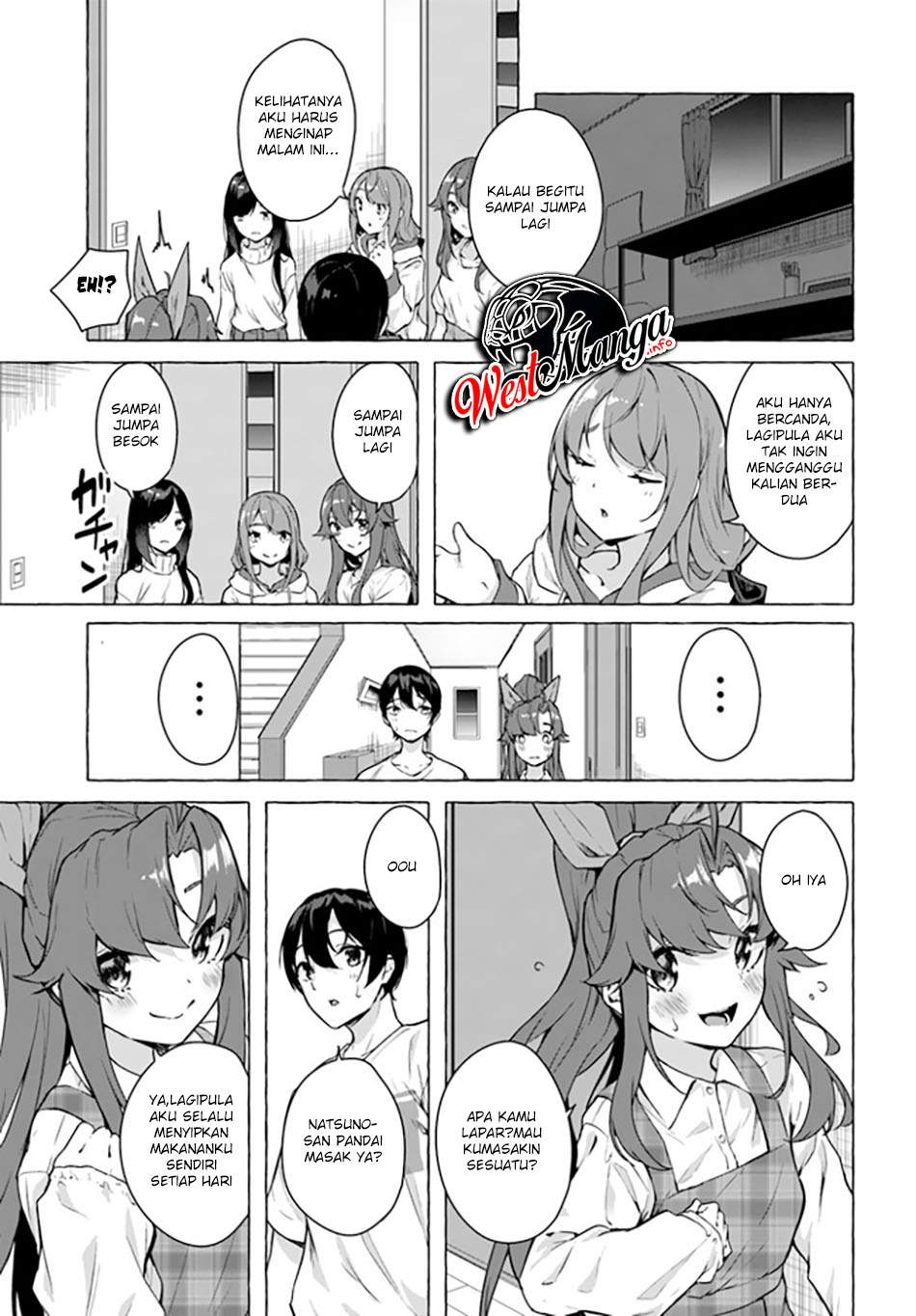 Sekkusu ando Danjon! ~ Wagaya no Chika ni, H Kaisuu = Reberu no Danjon ga Shutsugen Shita?!~: Chapter 20 - Page 26
