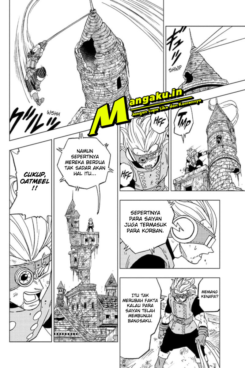 Dragon Ball Super: Chapter 75.2 - Page 4