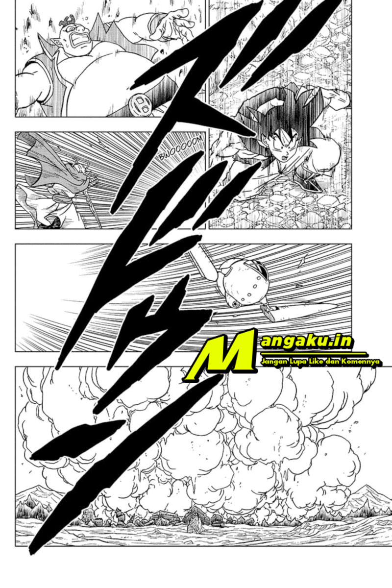 Dragon Ball Super: Chapter 75.2 - Page 24