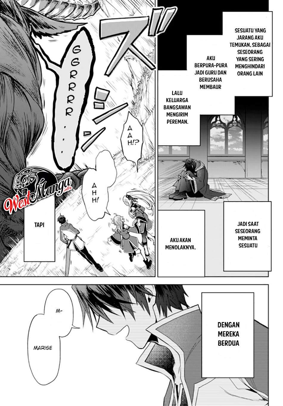 Nishuume Cheat no Tensei Madoushi: Saikyou ga 1000-nengo ni Tensei Shitara, Jinsei Yoyuu Sugimashita: Chapter 04.2 - Page 8