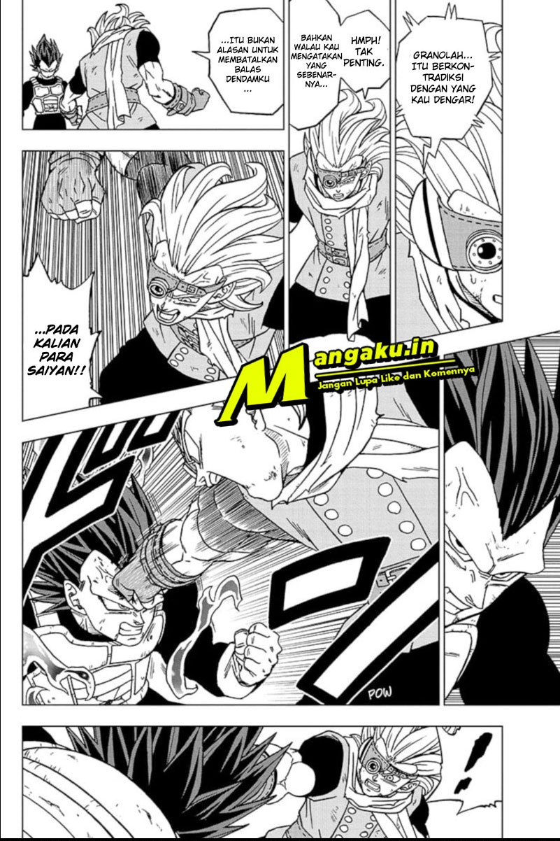 Dragon Ball Super: Chapter 75.2 - Page 2