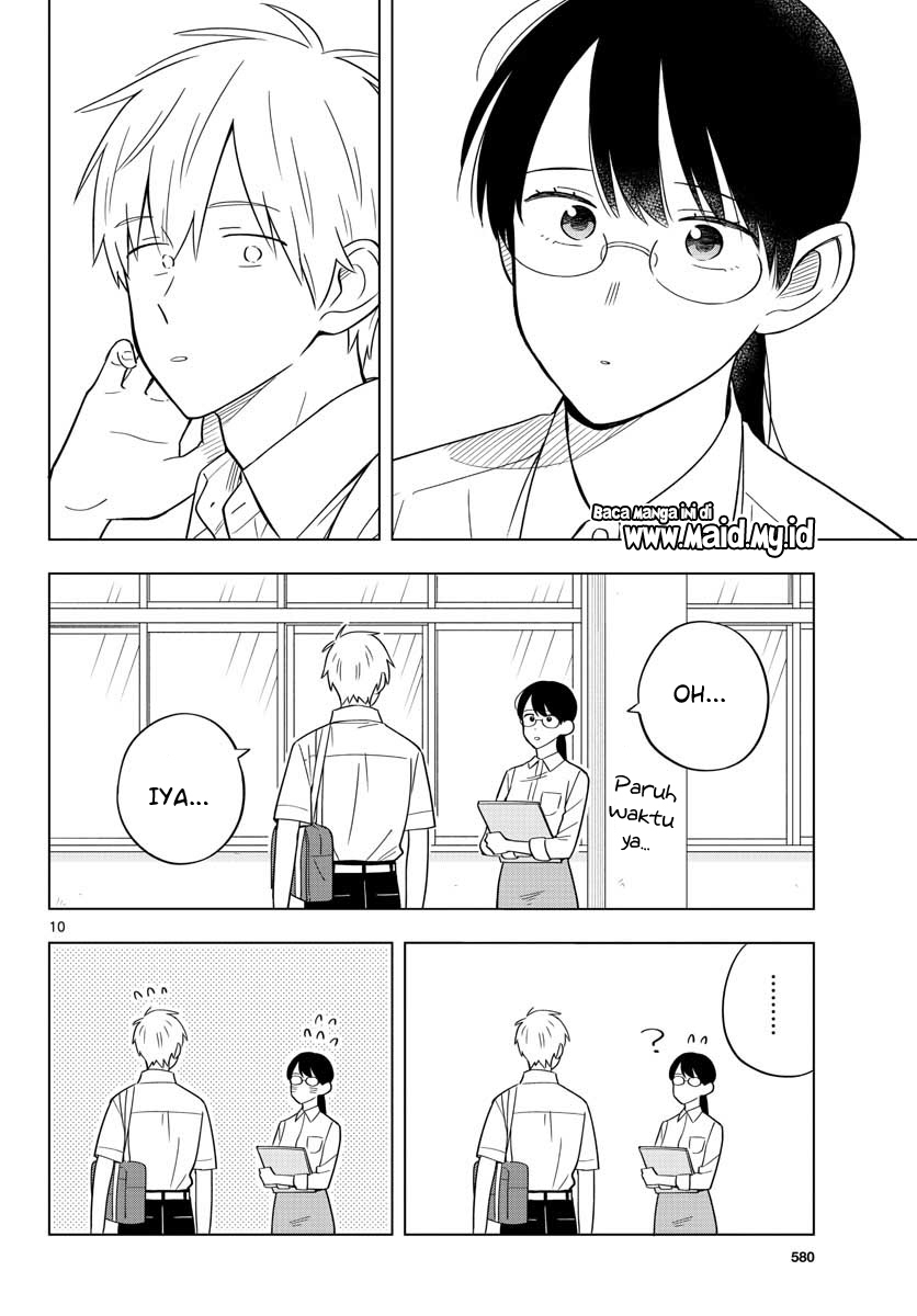 Sensei Wa Koi o Oshie Rarenai: Chapter 39 - Page 12