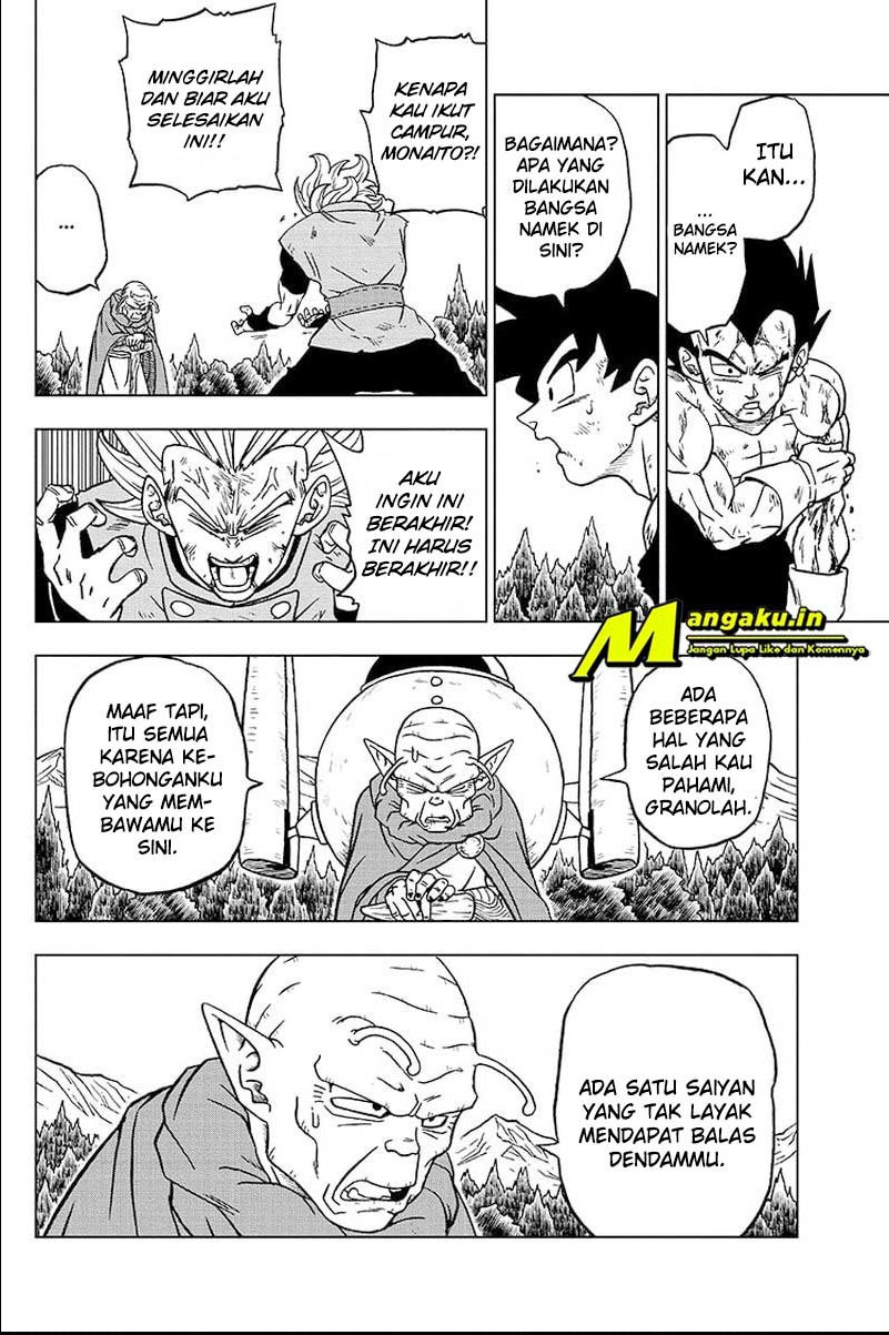 Dragon Ball Super: Chapter 76.2 - Page 23