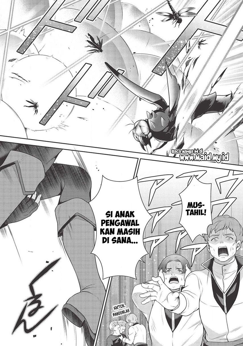 Eiyu-Oh, Bu wo Kiwameru Tame Tensei Su, Soshite, Sekai Saikyou no Minarai Kisi: Chapter 13.1 - Page 16