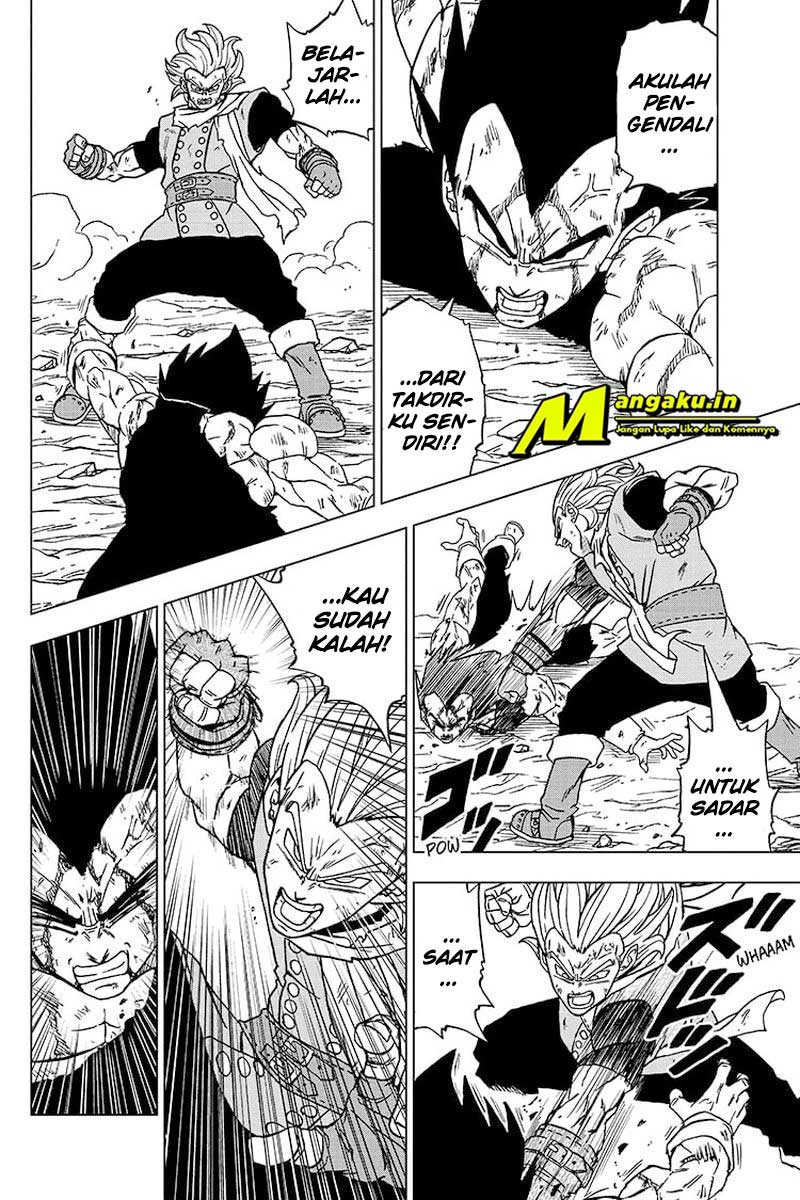 Dragon Ball Super: Chapter 76.1 - Page 7
