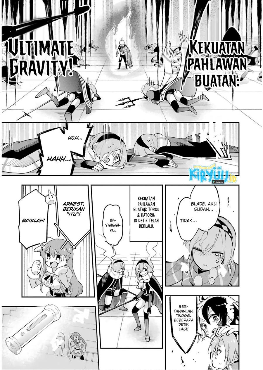 Eiyuu Kyoushitsu: Chapter 14.2 - Page 34