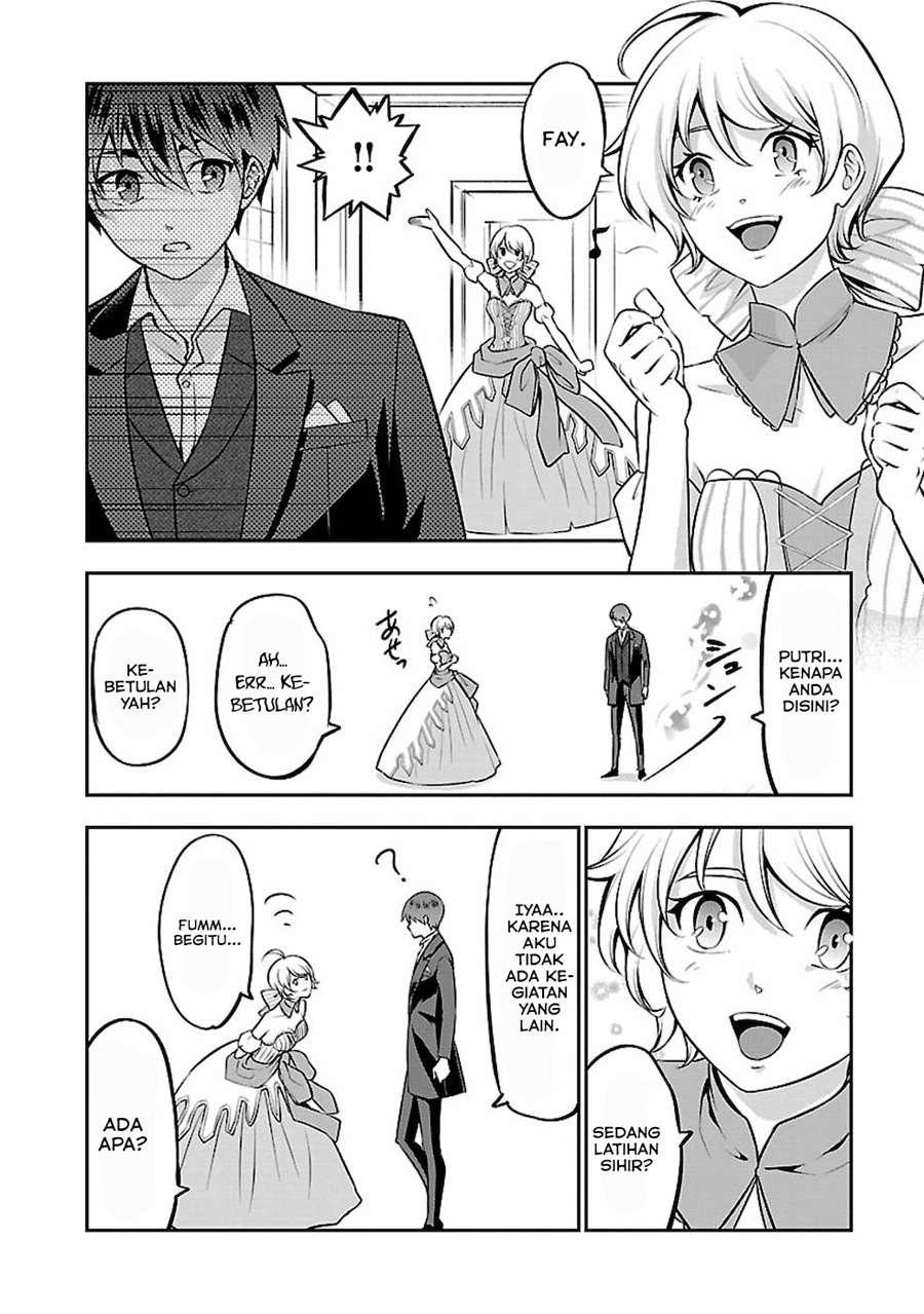 Senritsu no Majutsushi to Goteijuu: Chapter 19 - Page 21