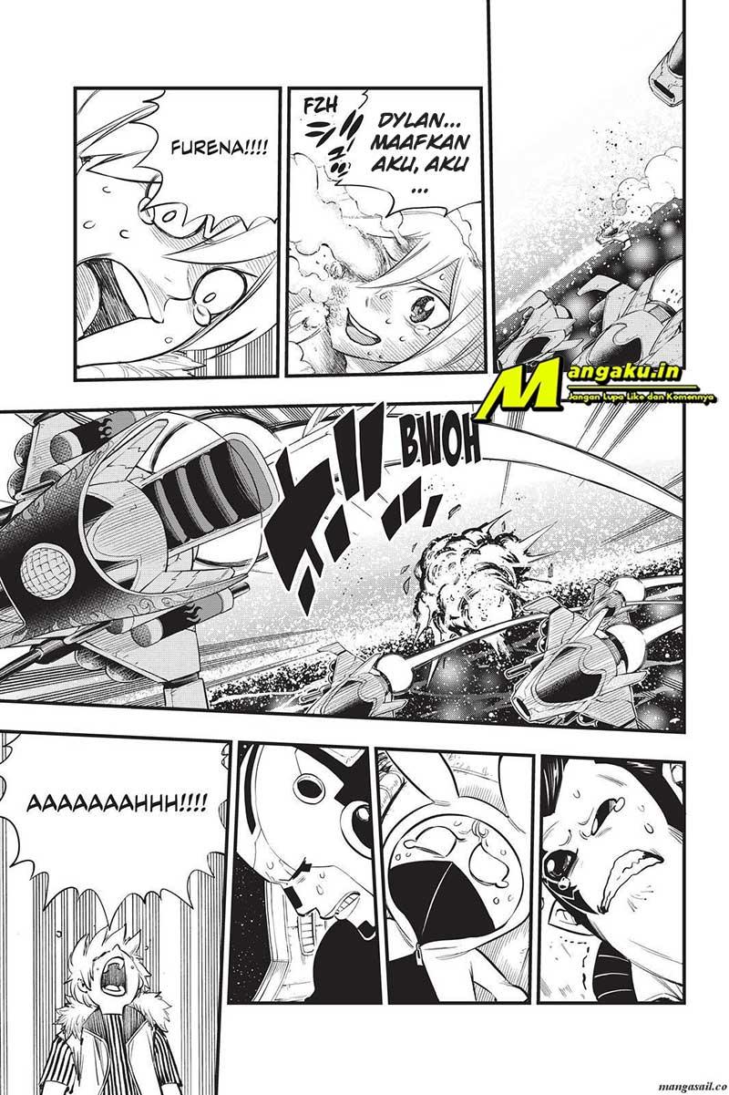 Eden's Zero: Chapter 160 - Page 14