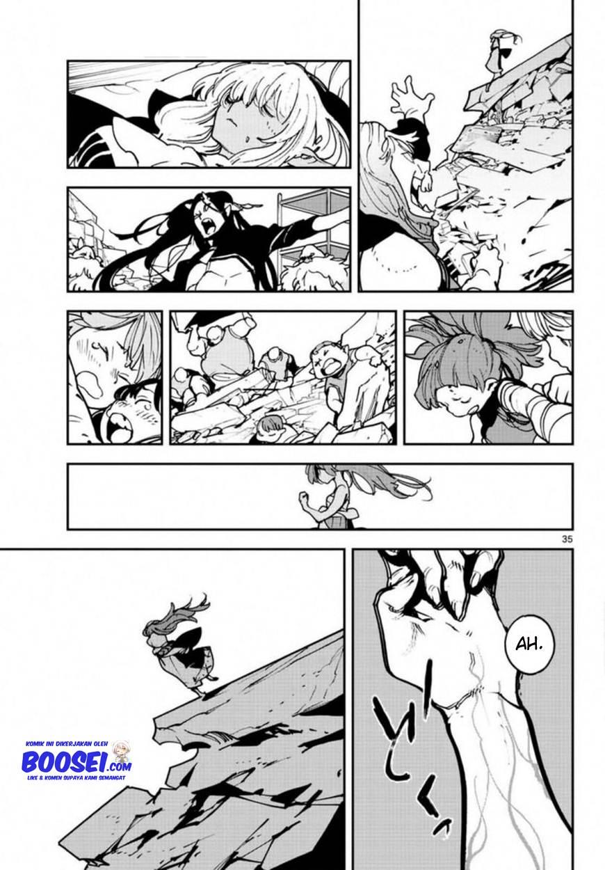 Ninkyou Tensei: Isekai no Yakuzahime: Chapter 23 - Page 33