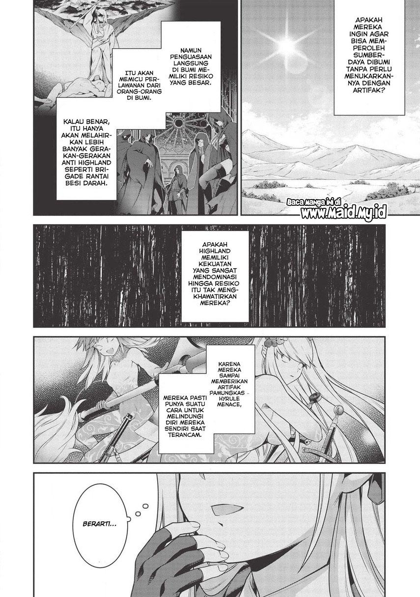 Eiyu-Oh, Bu wo Kiwameru Tame Tensei Su, Soshite, Sekai Saikyou no Minarai Kisi: Chapter 12 - Page 12
