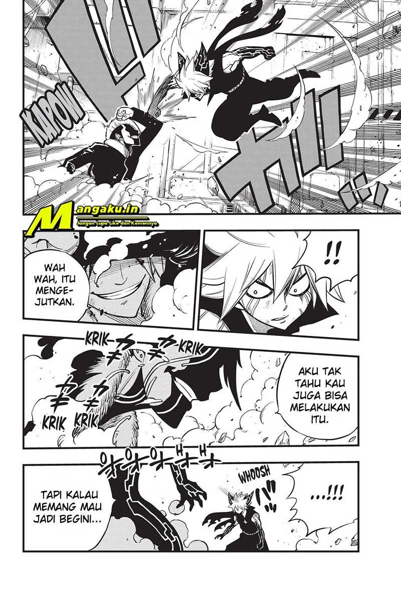 Eden's Zero: Chapter 162 - Page 19