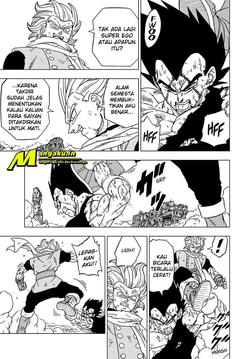 Dragon Ball Super: Chapter 76.1 - Page 6