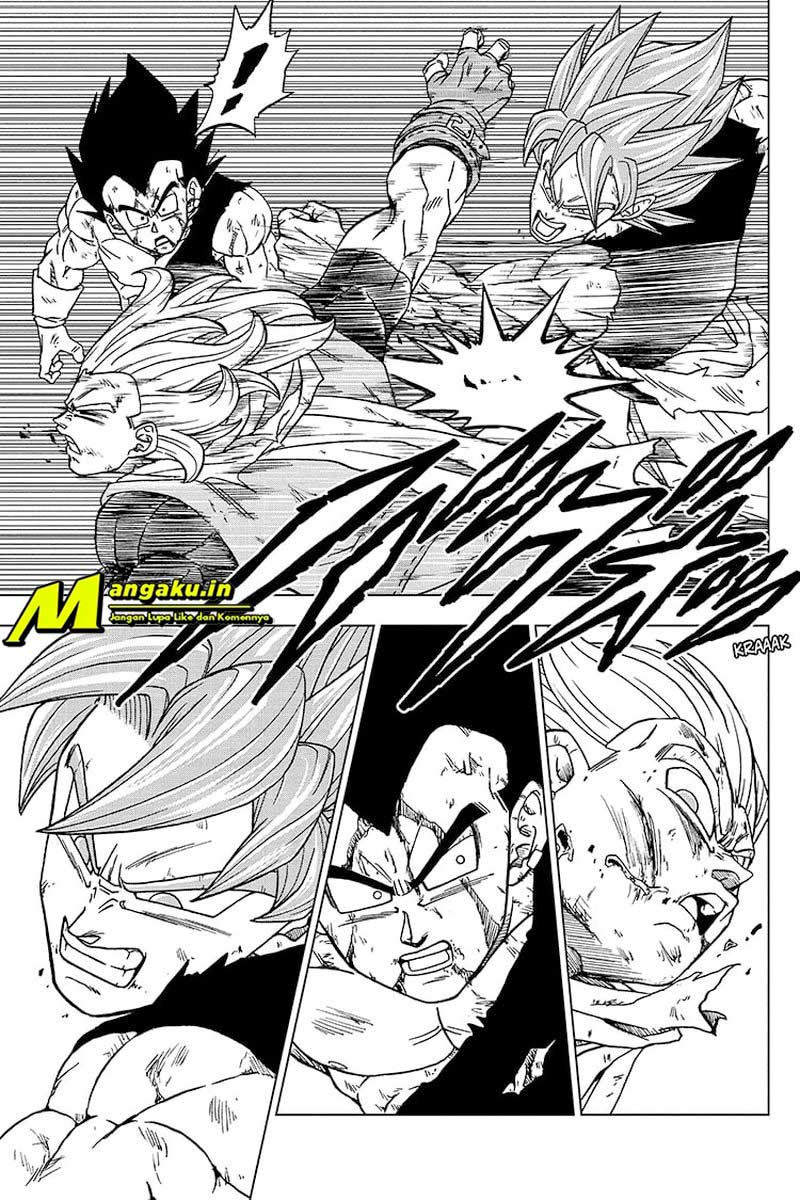 Dragon Ball Super: Chapter 76.1 - Page 8