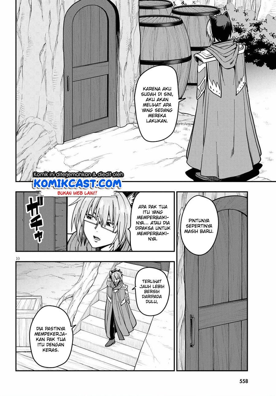 Konjiki no Moji Tsukai: Chapter 77 - Page 11