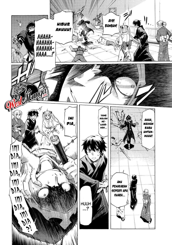 Ichioku-nen Button o Renda Shita Ore wa, Kizuitara Saikyou ni Natteita: Rakudai Kenshi no Gakuin Musou: Chapter 14.1 - Page 15