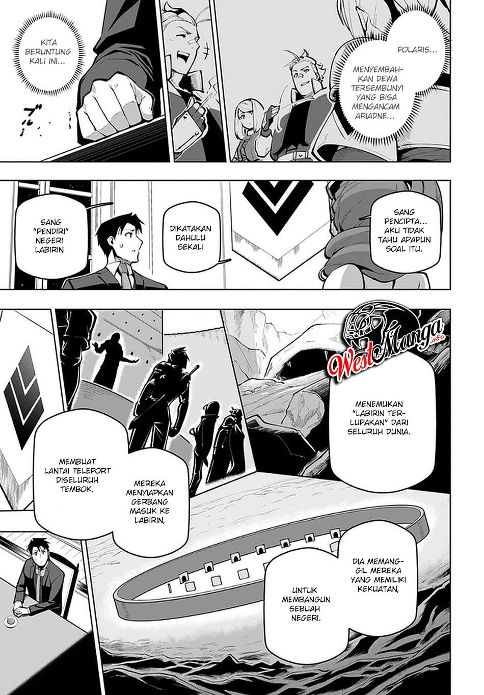 Sekai Saikyou no Kouei: Meikyuukoku no Shinjin Tansakusha: Chapter 18.2 - Page 7