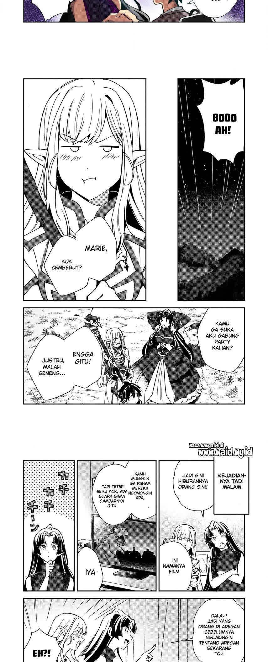 Nihon e Youkoso Elf-san.: Chapter 27 - Page 11