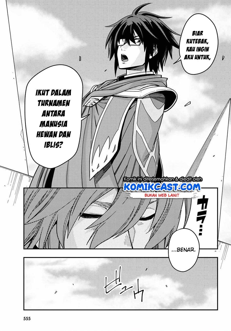 Konjiki no Moji Tsukai: Chapter 77 - Page 8
