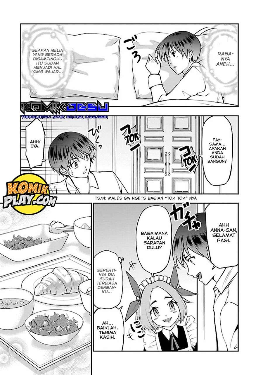 Senritsu no Majutsushi to Goteijuu: Chapter 19 - Page 14