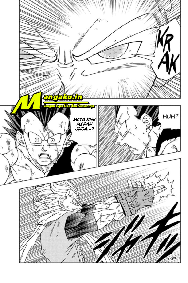 Dragon Ball Super: Chapter 75.2 - Page 21
