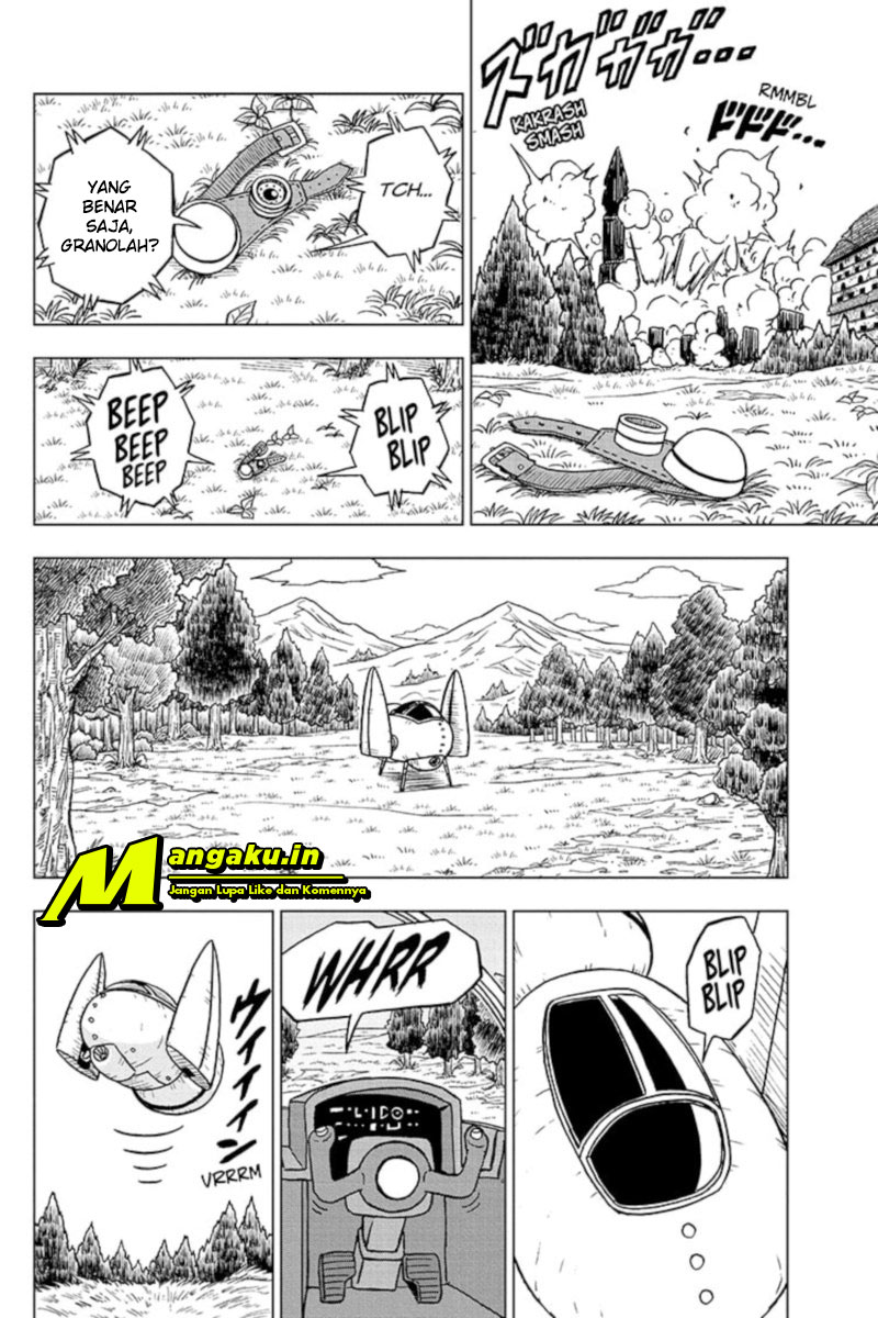 Dragon Ball Super: Chapter 75.2 - Page 10