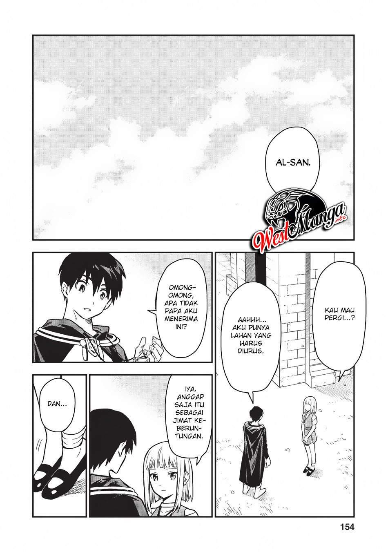 Noumin Kanren no Skill bakka Agetetara Naze ka Tsuyoku Natta: Chapter 20 - Page 37